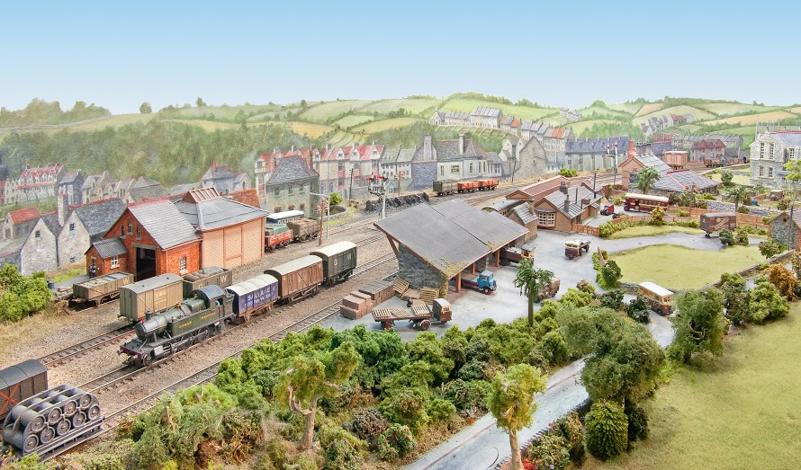 Brixham - photo Railway Modeller - IMG_1434