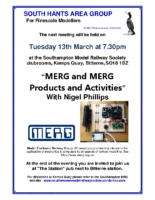 Area Meeting 2018 2 13th March