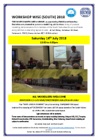 Workshop Wise (South) 2018