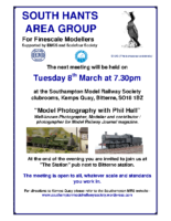 Area Meeting 2016 1 8th March