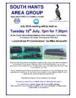 Area Meeting 2016 3 12th July